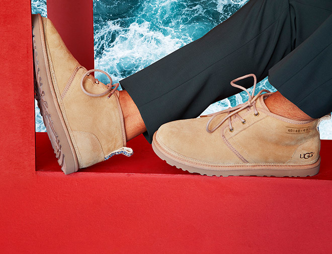 UGG 40:40:40 Limited Edition Collection - Men Classics