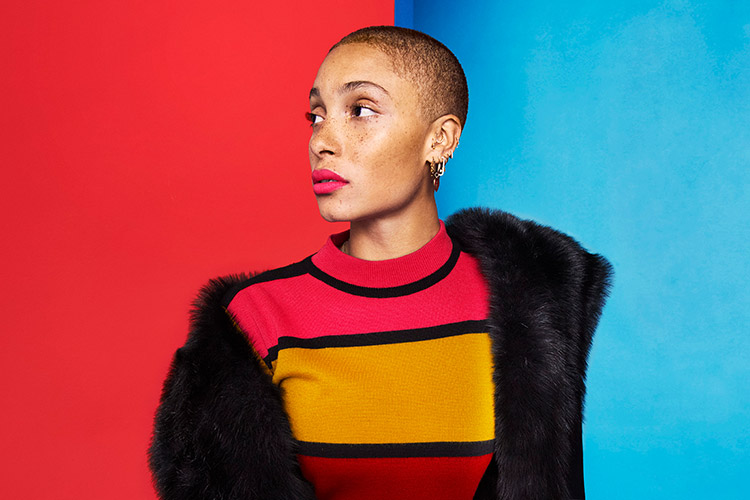 UGG 40:40:40 Exclusive Limited Edition Collection - Adwoa Aboah