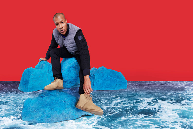 UGG 40:40:40 Exclusive Limited Edition Collection - Herron Preston
