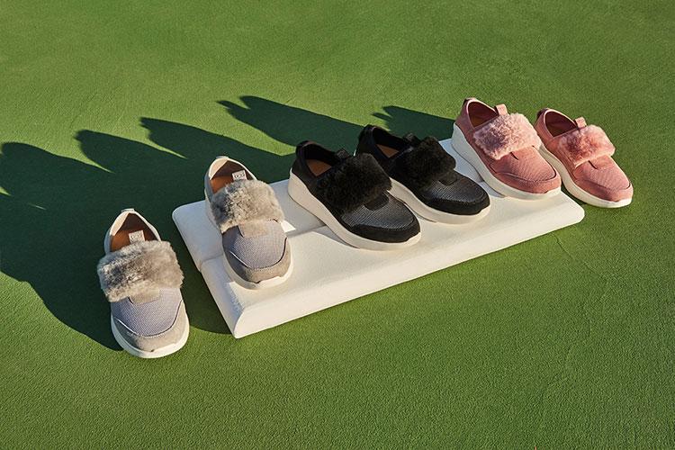 UGG Chunky Pico Sneakers