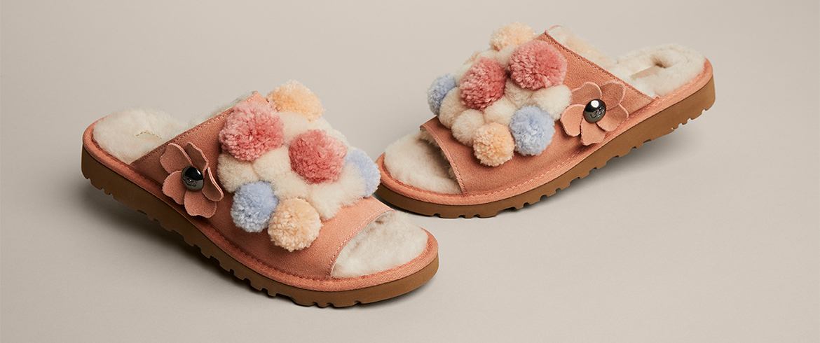 Womens UGG Slippers FW17