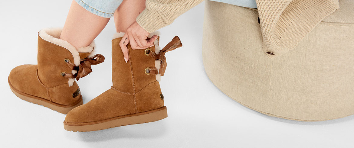 UGG Sheepskin Seasonal Boots