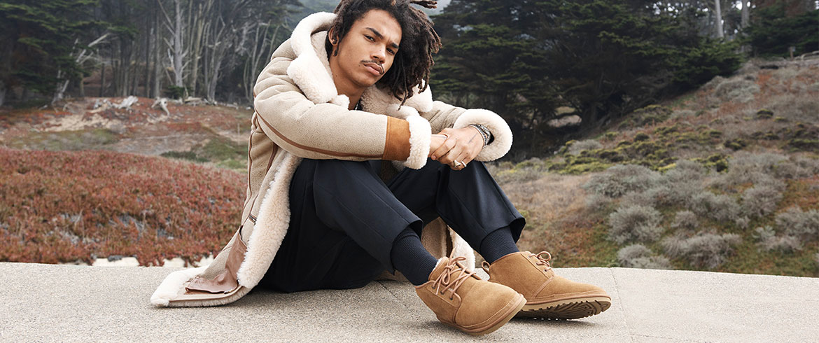 UGG Mens New Boot and Slipper Arrivals