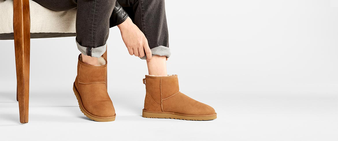 Mens UGG Classic Boots AW18