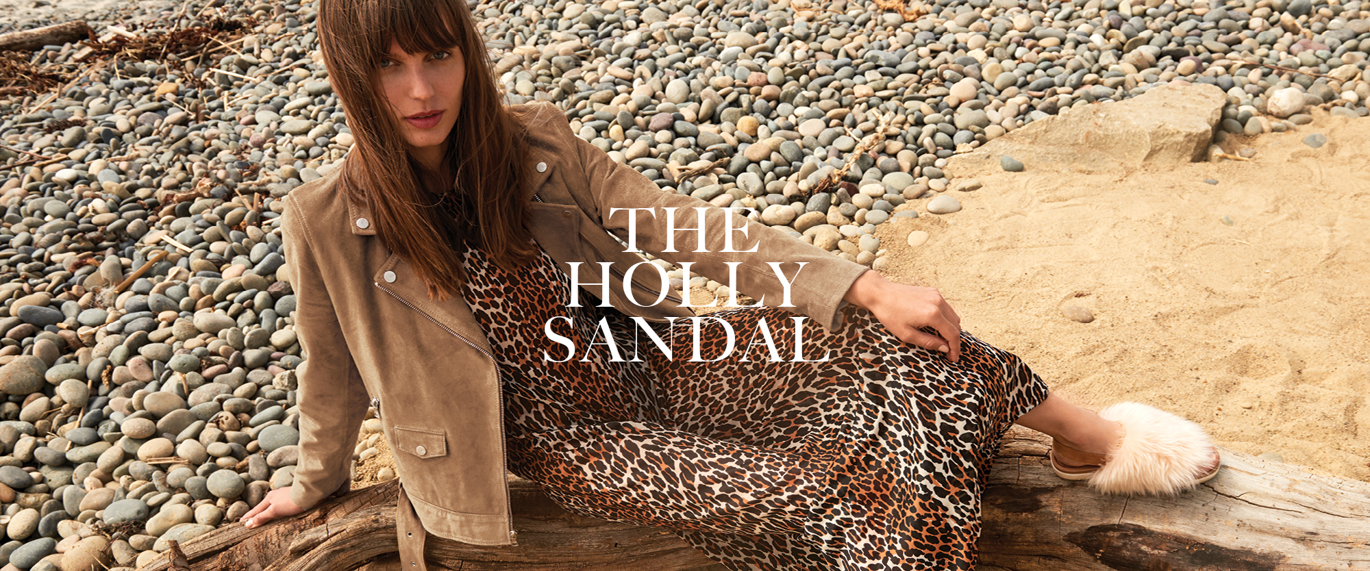 THE HOLLY SANDAL