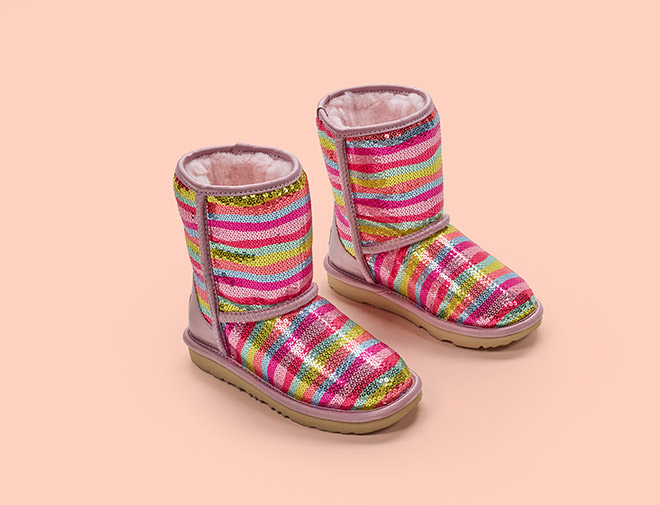 UGG Kids Slippers and Boots