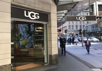 UGG king street store