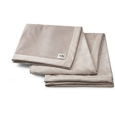 Image of UGG OATMEAL HEATHER DUFFIELD THROW