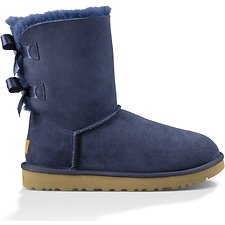Image of UGG NAVY BAILEY BOW II