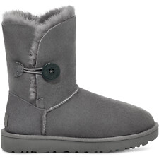 Image of UGG GREY BAILEY BUTTON II