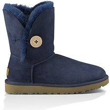 Image of UGG NAVY BAILEY BUTTON II