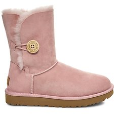 Image of UGG PINK CRYSTAL BAILEY BUTTON II