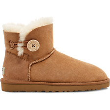 Image of UGG CHESTNUT MINI BAILEY BUTTON II