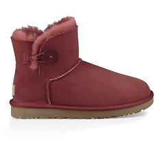 Image of UGG REDWOOD MINI BAILEY BUTTON II