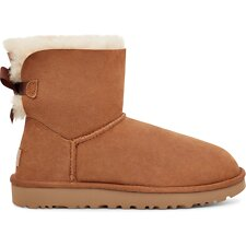 Image of UGG CHESTNUT MINI BAILEY BOW II