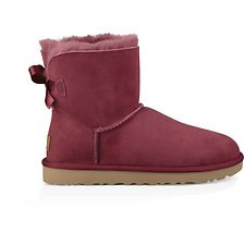 Image of UGG GARNET MINI BAILEY BOW II