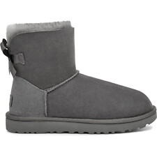 Image of UGG GREY MINI BAILEY BOW II