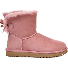 Image of UGG PINK DAWN MINI BAILEY BOW II