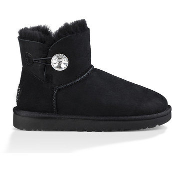 Image of UGG MINI BAILEY BUTTON BLING II
