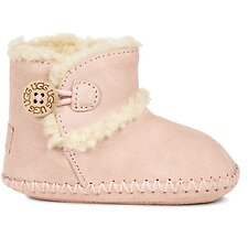 Image of UGG BABY PINK INFANTS LEMMY II