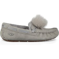 Image of UGG SEAL DAKOTA POM POM