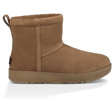 Image of UGG CHESTNUT CLASSIC MINI WATERPROOF