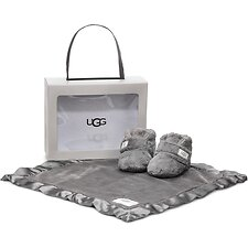 Image of UGG CHARCOAL INFANTS BIXBEE AND LOVEY