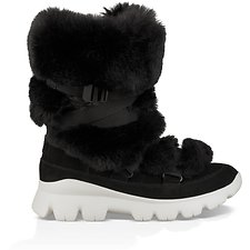 Image of UGG BLACK MISTY BOOT