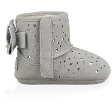 Image of UGG SEAL INFANTS JESSE BOW II STARGIRL BOOTIE