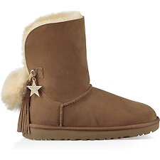 Image of UGG CHESTNUT CLASSIC CHARM BOOT