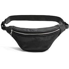 Image of UGG BLACK REESE SPORT BELT BAG