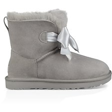 Image of UGG SEAL GITA BOW MINI