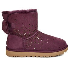 Image of UGG PORT STARGIRL BOW MINI