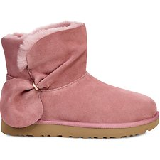 Image of UGG PINK DAWN CLASSIC MINI TWIST