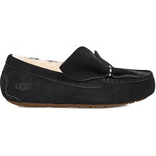 Image of UGG BLACK ANSLEY TWIST