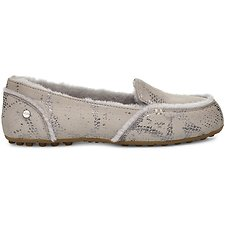 Image of UGG SILVER HAILEY METALLIC SNAKE
