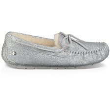 Image of UGG SILVER DAKOTA SPARKLE