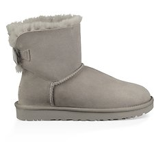 Image of UGG SEAL SPARKLE BOW MINI