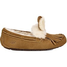 Image of UGG CHESTNUT DARLALA SLIPPER
