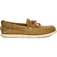 Image of UGG CARAMEL BEACH MOC SLIP-ON