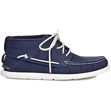 Image of UGG TRUE NAVY BEACH MOC CHUKKA