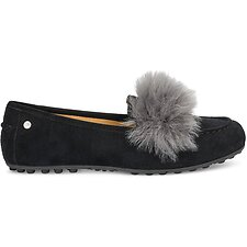 Image of UGG BLACK/CHARCOAL KALEY WISP