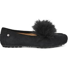 Image of UGG BLACK KALEY WISP