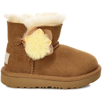 Image of UGG  KIDS MINI BAILEY II CACTUS FLOWER