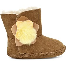 Image of UGG CHESTNUT INFANTS CASSIE CACTUS FLOWER