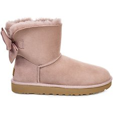 Image of UGG DUSK MINI BAILEY BOW II GLAM