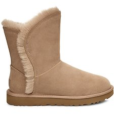 Image of UGG AMPHORA CLASSIC SHORT FLUFF HIGH-LOW