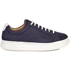 Image of UGG TRUE NAVY CALI SNEAKER LOW NUBUCK