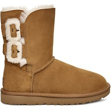 Image of UGG CHESTNUT BAILEY FLUFF BUCKLE