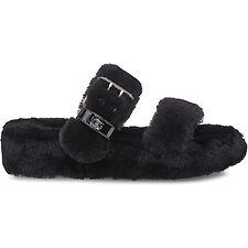 Image of UGG BLACK FUZZ YEAH